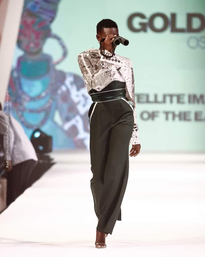 Radford Graduate Fashion Show
